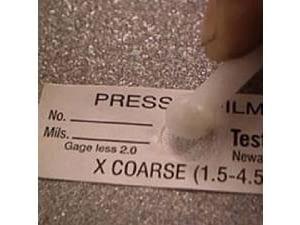 Testex Profile Tape