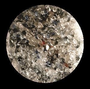Glass Grit Medium